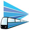 train speed vector image