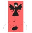Beauty fairy vector image vector image