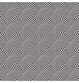 black and white rays seamless pattern vector image vector image