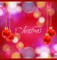 christmas and happy new year 2019 backgrounds vector image