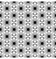 seamless geometric ornamental pattern vector image vector image
