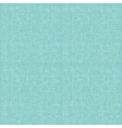 turquoise abstract canvas background vector image vector image