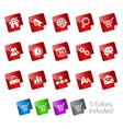 Website Internet Stickers