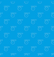 headlamp reflector pattern seamless blue vector image vector image