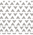 abstract geometric fashion design print triangle vector image