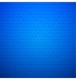 Blue metal or plastic texture with holes vector image vector image