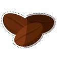 Delicious fresh coffee vector image vector image
