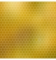 honeycomb - abstract geometric hexagon grid vector image vector image