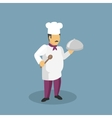 Profession Cooks Character Design Flat vector image vector image