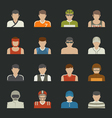 Sport people icon vector image