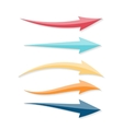 Arrow Icon Sign for Your Design vector image