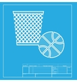 Trash sign White section of icon on vector image vector image