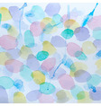 Abstract Watercolor Splashes Background