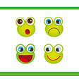 baby animals design vector image