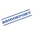 Bridgeport Watermark Stamp vector image vector image