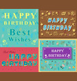 greeting cards with floral decor