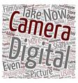 Online Photo Albums text background wordcloud vector image vector image