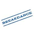 Breakdance Watermark Stamp