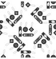 Eco tags icon pattern
