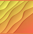 abstract paper layers background vector image