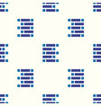 abstract stacked blocks on light background great vector image vector image