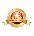 premium quality symbol vector image