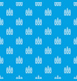 cartridges pattern seamless blue vector image vector image