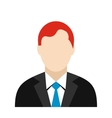 Businessman avatar icon vector image vector image