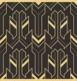art deco pattern seamless