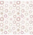 seamless pattern with beige stars can be used vector image vector image