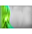 background green wave grey vertical vector image