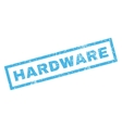 Hardware Rubber Stamp vector image vector image