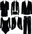 Ladieswear vector image vector image