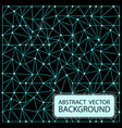 neon abstract background vector image vector image