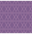 Seamless pattern Purple background vector image vector image