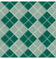 Blue Green Gray White Chess Board Background vector image vector image