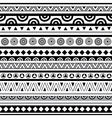 Seamless pattern background7 vector image