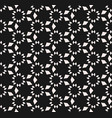 seamless texture floral tile pattern vector image vector image