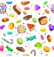 Sweet Candy Pattern vector image vector image