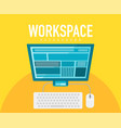 Workspace elements