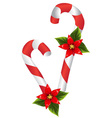 Xmass candy vector image