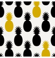 Seamless Pineapples Pattern vector image vector image
