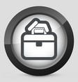 professional bag vector image