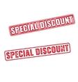 Stamps Special Discount textured imprints