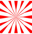 abstract design red and white background pattern vector image vector image