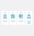 photography line electronic devices ux ui vector image