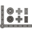 Celtic art vector image