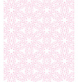 diamond mark seamless hexagone pink vector image vector image