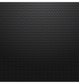 Metal dark pattern vector image