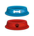 pet mascot isolated icon vector image vector image